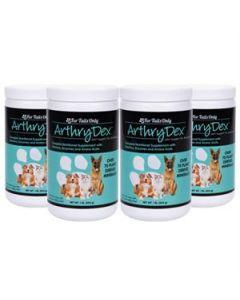 Arthrydex™ - Four, 1 lb. canister