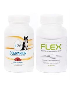 Companion Combo Dog Chewable & Flex