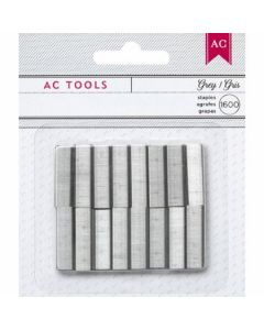 *50% OFF* Mini Stapler Refill Staples - Gray  *SALE* WHILE SUPPLIES LAST