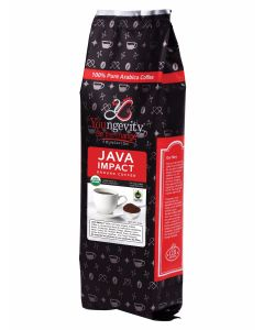 YBTC Coffee - FT Organic Java Impact Ground (12oz)