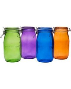 Youngevity - 1.5L Mason Jars (All 4 Colors)